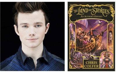 Author Event: Chris Colfer, The Land of Stories
