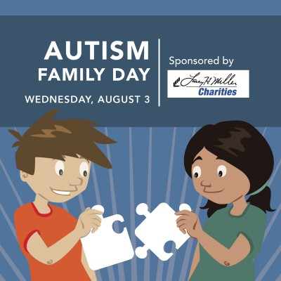 Autism Family Day Sponsored by Larry H Miller Charities