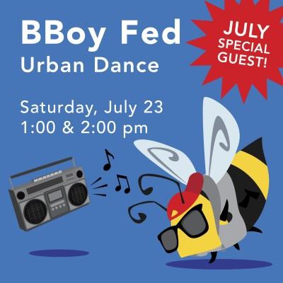 BBoy Federation Urban Dance Workshop