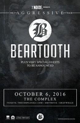 Beartooth: The Aggressive Tour