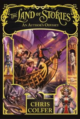 Chris Colfer: The Land of Stories: An Author's Odyssey