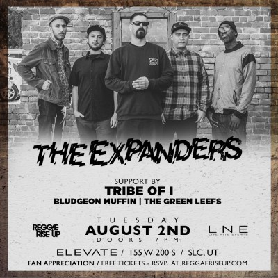 Fan Appreciation With The Expanders