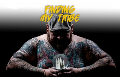 Finding My Tribe-Living Tattoo Art Show and Reception
