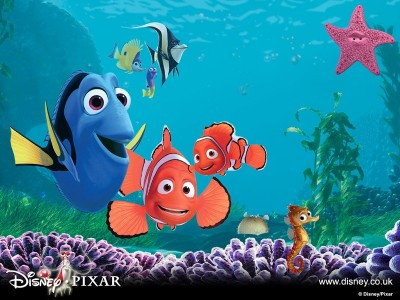 Afternoon at the Movies: Finding Nemo