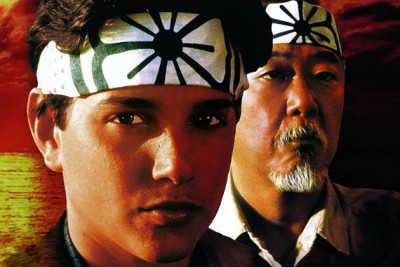 Free: Flashback Friday Movie:  The Karate Kid