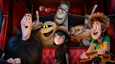 Free Movies in the Park: Hotel Transylvania