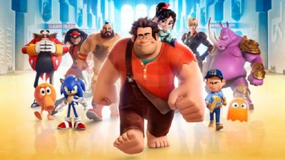 Free Movies in the Park: Wreck It Ralph