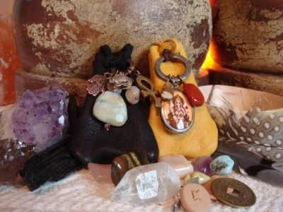 Good Juju Bag - Stones and Talismans