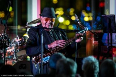 Joe McQueen Quartet: Jazz & Blues