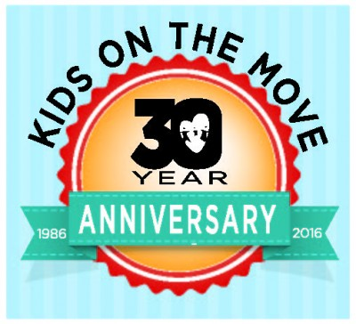 Kids On The Move 30th Anniversary