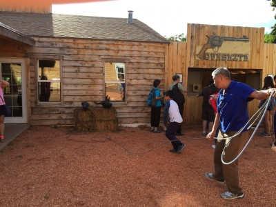 Live Entertainment, Cowboy Activities and Chuckwagon Buffet