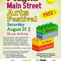 Magna Main Street Arts Festival