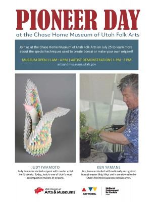 Pioneer Day Festivities