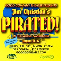 Pirated! by Jim Christian