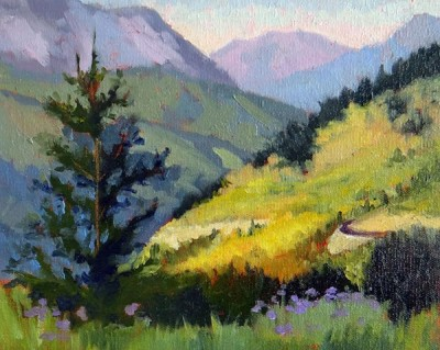 Plein Aire in Oils: Workshop II