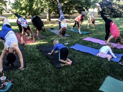 Root to Rise Community Yoga Series