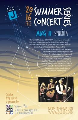 Synkofa Summer Concert