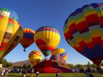 Sandy Hot Air Balloon Festival