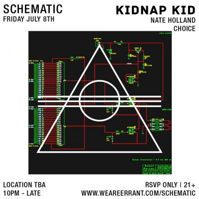 Schematic With Kidnap Kid