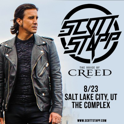 Scott Stapp: The Voice Of Creed