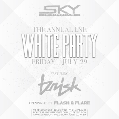 The Annual LNE White Party