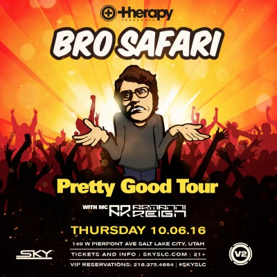 Therapy Thursdays: Bro Safari