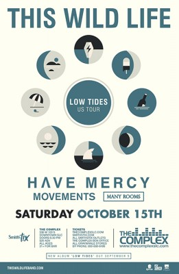 This Wild Life - Low Tides Tour