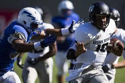 Utah State Aggies vs. Fresno State