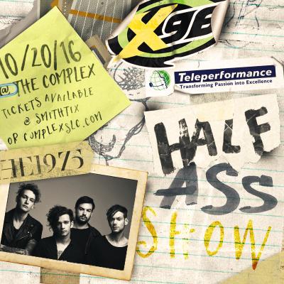 X96 Teleperformance Half A*s Show