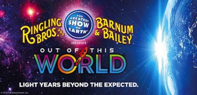 Ringling Bros. and Barnum & Bailey: Out of this World
