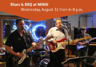 Blues and BBQ Night: River House Band