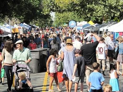 Avenues Street Fair