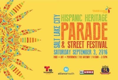 Take Care Utah Hispanic Heritage Parade and Festival