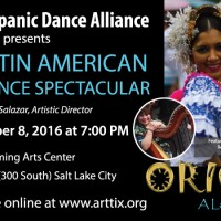17th Annual Latin American Dance Spectacular