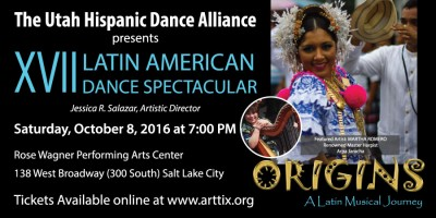 17th Annual Latin American Dance Spectacular