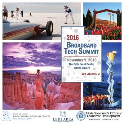 2016 Broadband Tech Summit