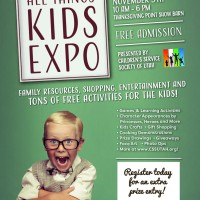 All Things Kids Expo by Children's Service Society of Utah