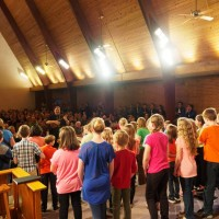 American Fork Children's Choir : Ukulele Youth Choir, Concert Choir and Chimes and Voices