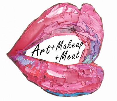 Art + Makeup + Meat