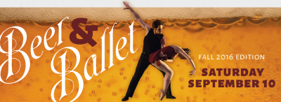 Beer and Ballet - Fall 2016 Edition