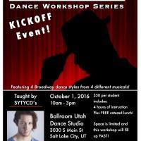 Broadway Dance Workshop Series