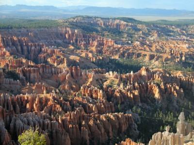 Bryce Canyon Rim Run and Walk