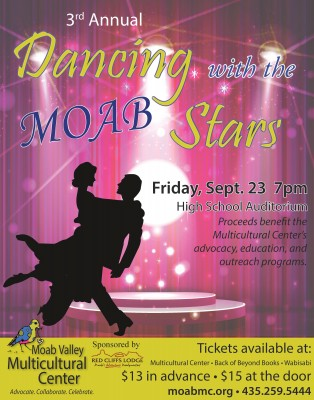Dancing with the MOAB Stars 2016