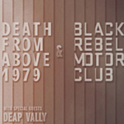 Death From Above and Black Rebel Motorcycle Club