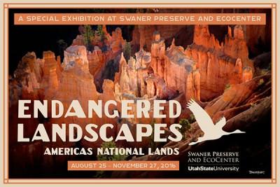 Endangered Landscapes: America's National Lands