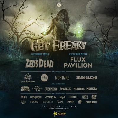 Get Freaky 2016