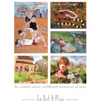 Go Out and Play Exhibit
