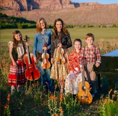 Jenny Oaks Baker and Family Four
