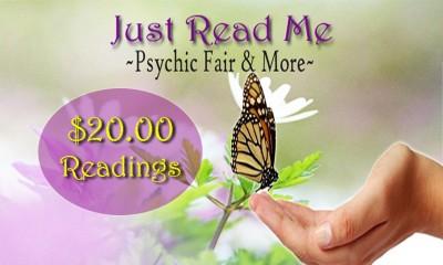 Just Read Me Psychic Fair
