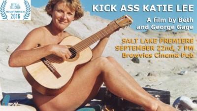 Kick Ass Katie Lee - Salt Lake Premiere